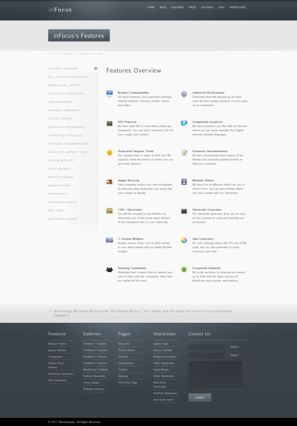 580th_inFocus WordPress Theme - Features Overview.png